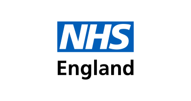 Partner logo for NHS England