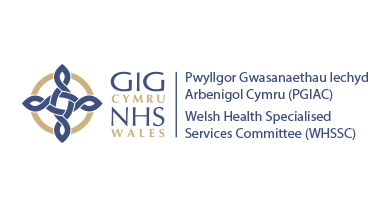 Partner logo for NHS Wales