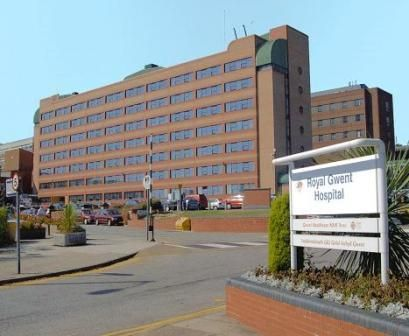 Photo of Newport, Royal Gwent Hospital
