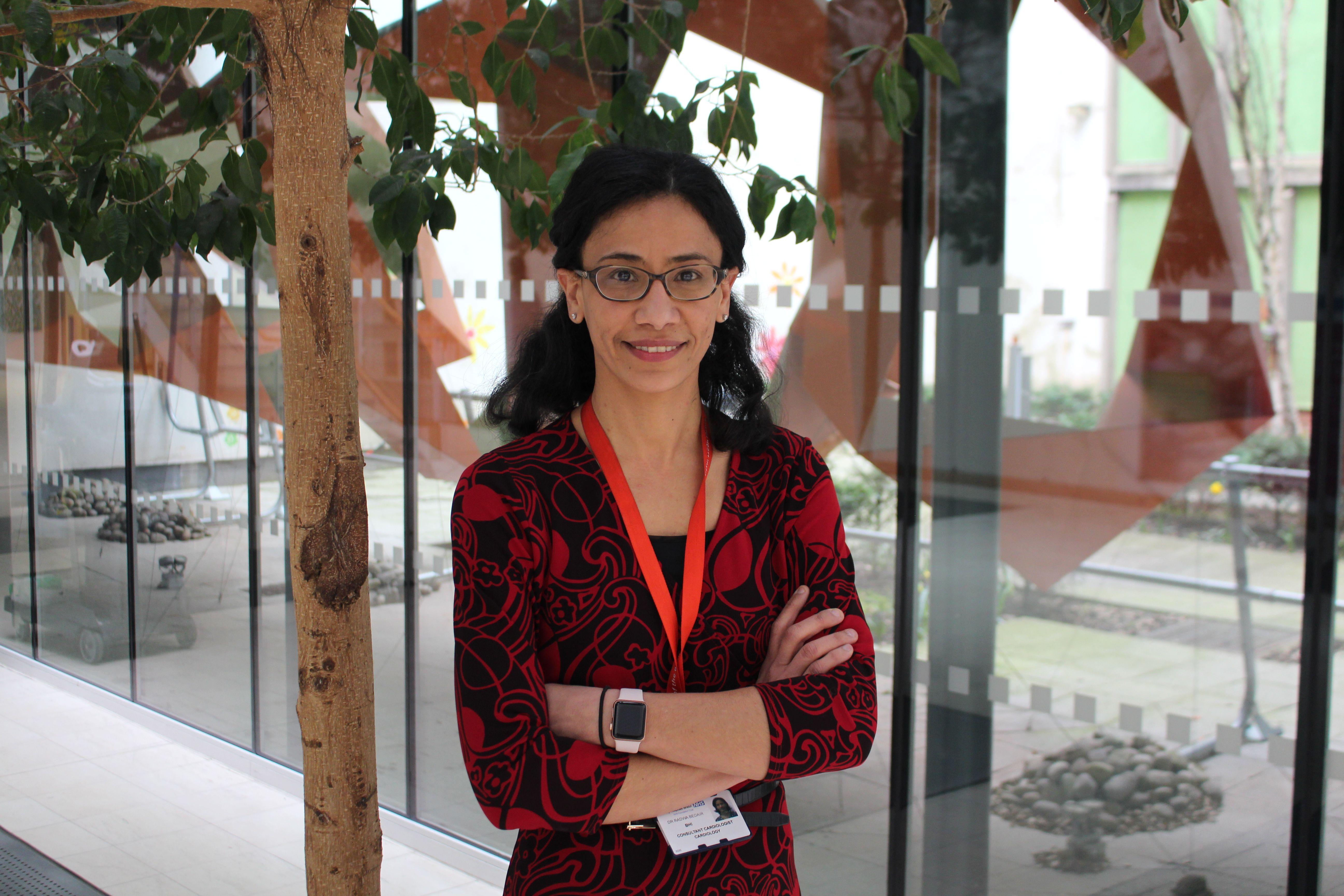 Dr Radwa Bedair